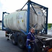 Heating cargo