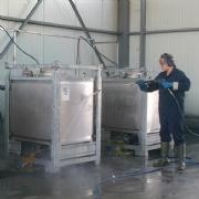 IBC reiniging & Truckwash
