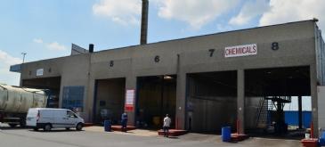 Tankterminal N.V. - Lokeren